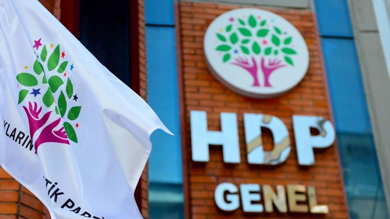 Yargıtay, HDP'nin kapatılması istemiyle yeniden dava açtı