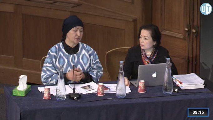 Çin yönetimi Londra'da yargılanmaya başladı! 'Uygur Mahkemesi' tanıkları dinliyor - Sayfa 3