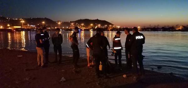Giresun'da denize giren iki gençten 1'i boğuldu, diğeri kayıp - Sayfa 2