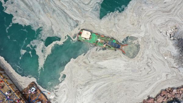 Yalova kıyılarında müsilaj temizliği başladı - Sayfa 3