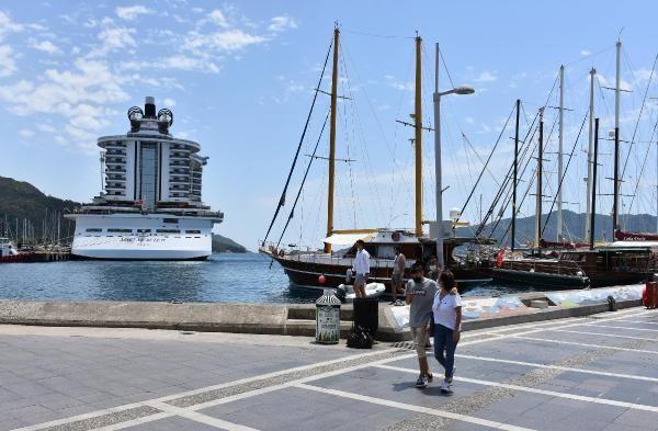'Yüzen Kasaba', Marmaris'e demir attı - Sayfa 3