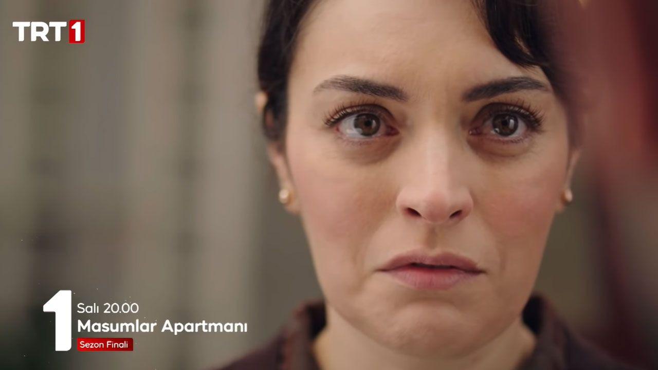 Masumlar Apartmanı dizisinde eski nişanlı şoku; Fahriye Evcen olduğu ortaya çıktı - Sayfa 4