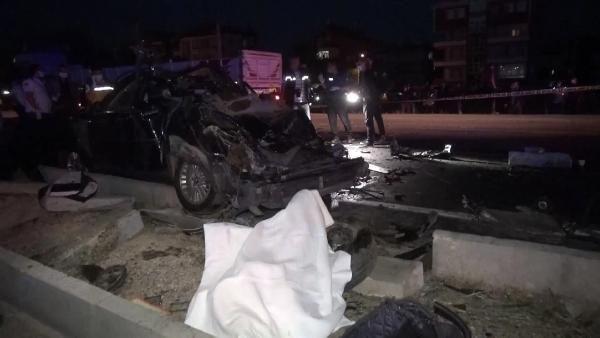 Konya'da TIR ile otomobil çarpıştı: 2 ölü - Sayfa 4