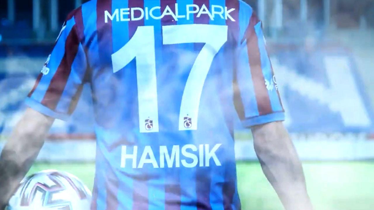Trabzonspor, Marek Hamsik'le 2 yıllık sözleşme imzaladı