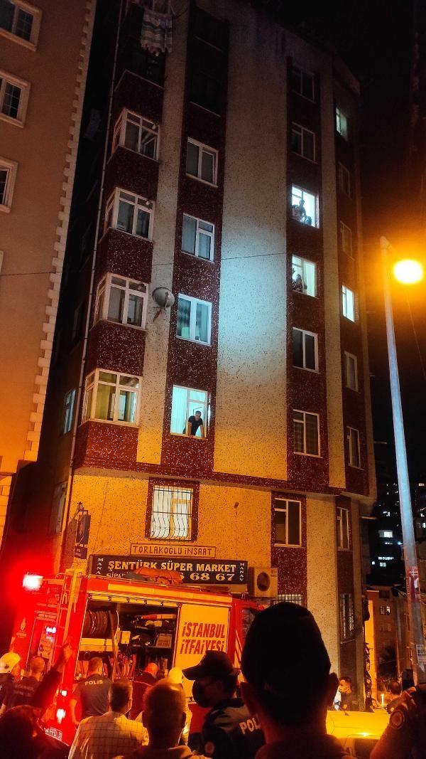 Şişli'de 8 katlı apartmanda yangın paniği - Sayfa 2