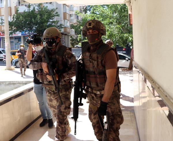 Gaziantep'te, 600 polisle 9 saatlik uyuşturucu operasyonu - Sayfa 3