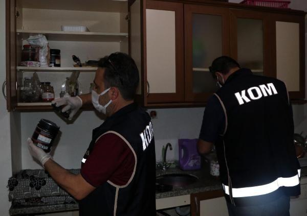 Gaziantep'te, 600 polisle 9 saatlik uyuşturucu operasyonu - Sayfa 4