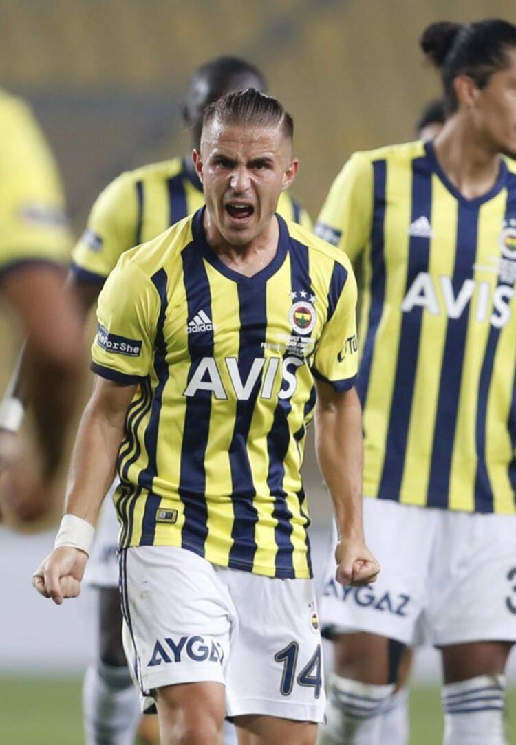 Lyon, Fenerbahçeli Pelkas için teklifini artırdı - Sayfa 1