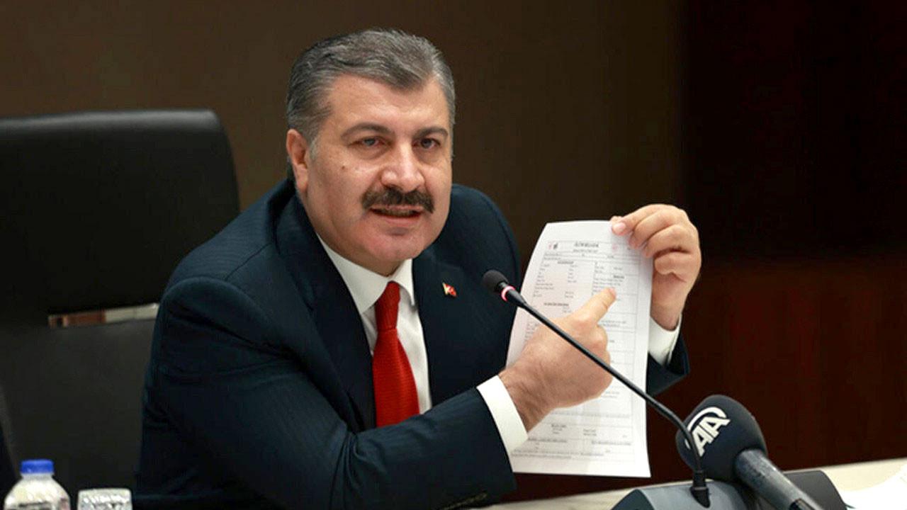 Sağlık Bakanı Fahrettin Koca tarih verip açıkladı