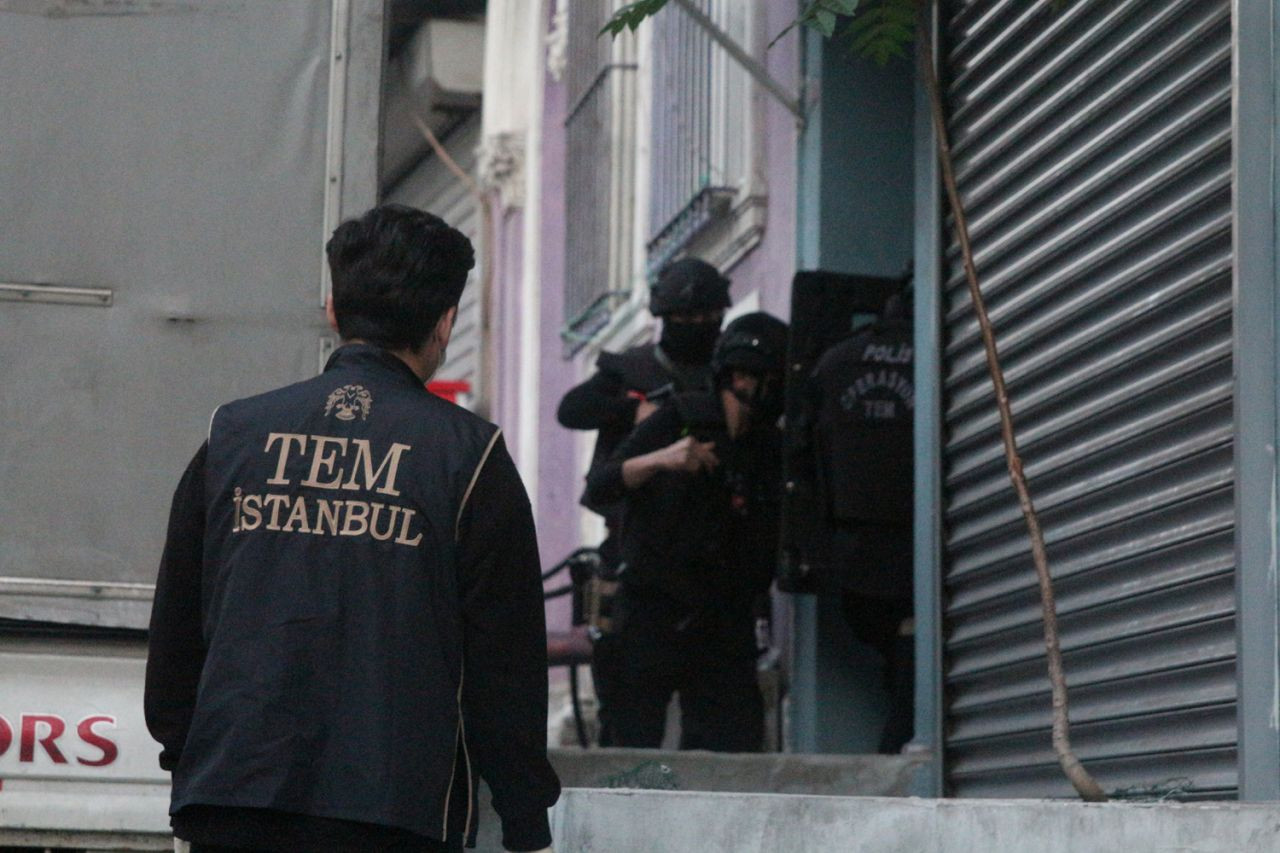 İstanbul'da PKK'nın sokak yapılanmasına şafak operasyonu - Sayfa 1