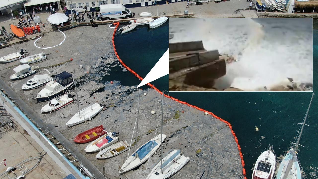 Marmara'ya arıtılmamış su iddiası