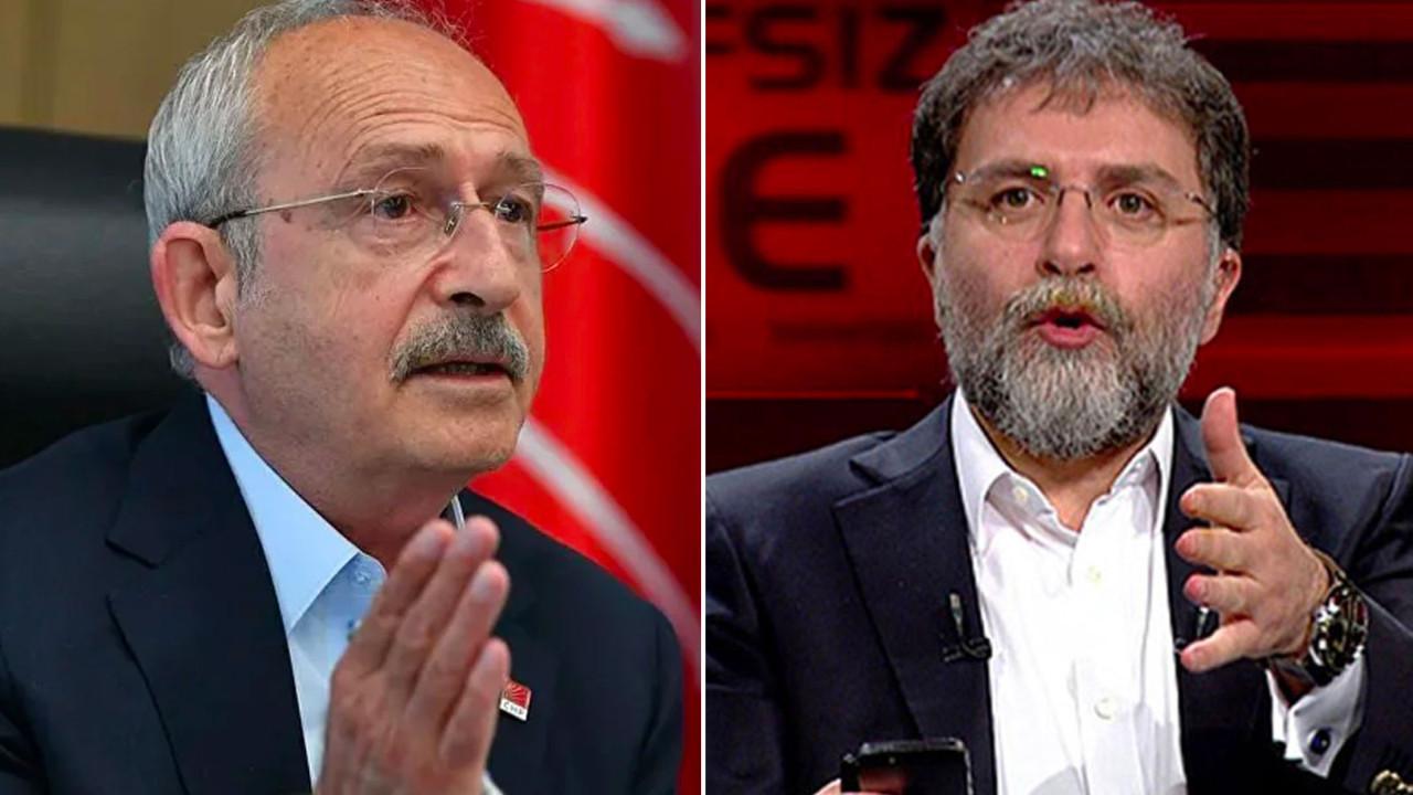 Ahmet Hakan'dan Kılıçdaroğlu'na: Selam sabah kesilerek particilik yapılmaz, aşiretçilik yapılır