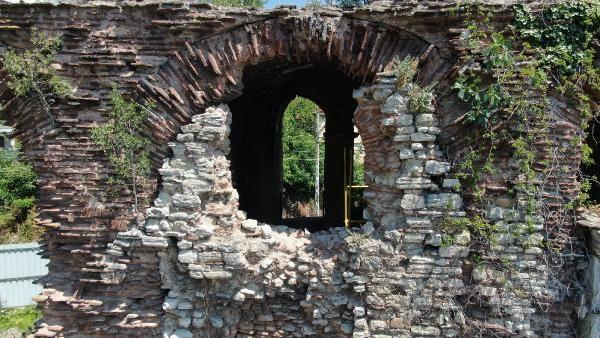 1610 yıllık Bukoleon Sarayı'nda restorasyon çalışmaları başlatıldı - Sayfa 3