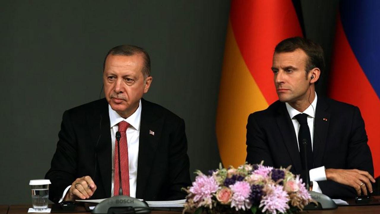 Macron'dan Erdoğan sorusuna yanıt: Birbirimizi görmeye ihtiyacımız var