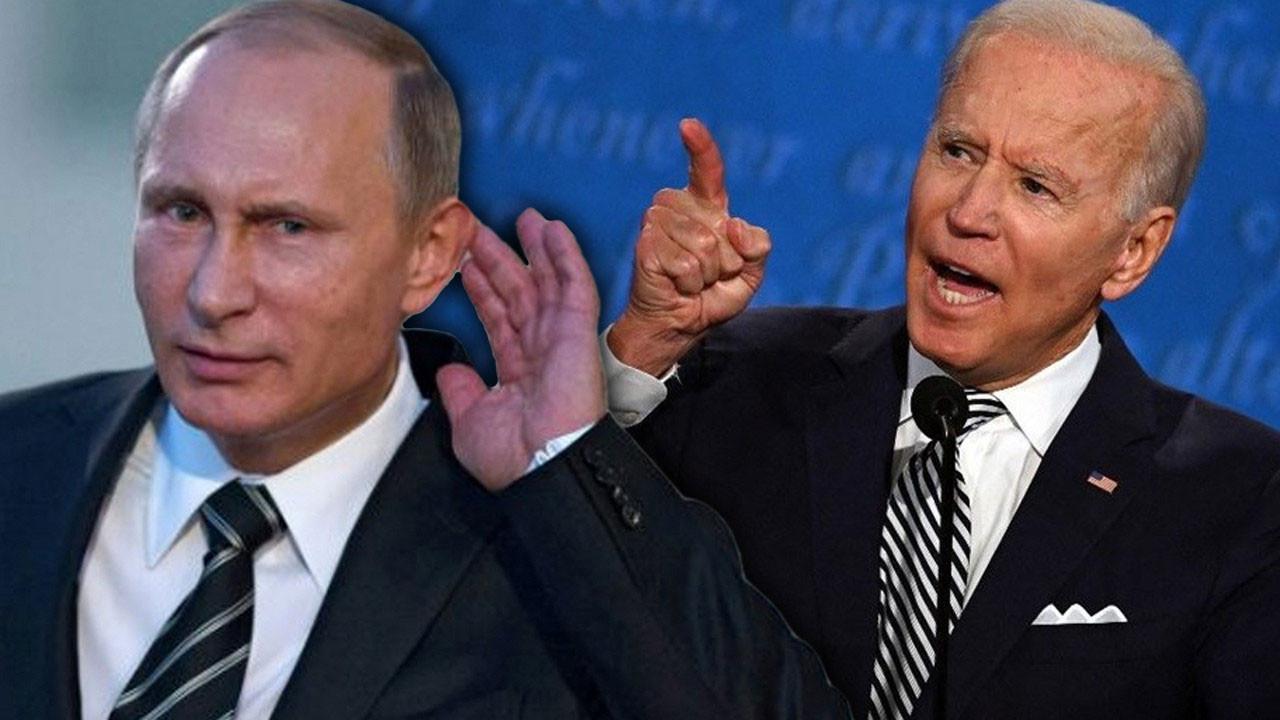 Biden'dan görüşme öncesi Putin'e tehditvari sözler: ABD, zararlı faaliyetlere sağlam ve anlamlı yanıt verecek