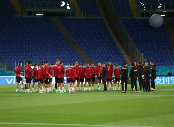 A Milli Takım, İtalya maçına hazır - Sayfa 2
