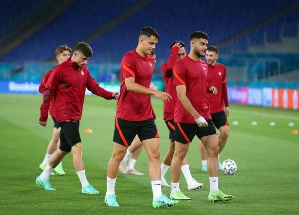 A Milli Takım, İtalya maçına hazır - Sayfa 3