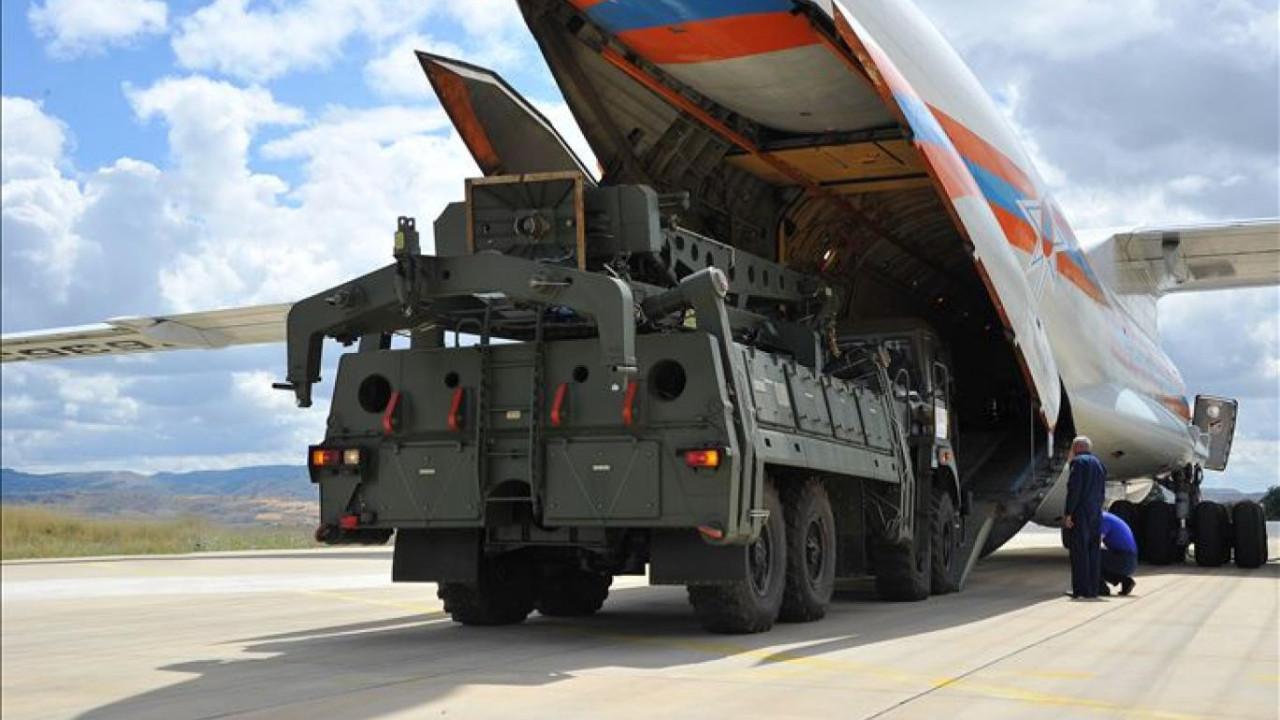 ABD'den 'S-400' ve Türkiye'ye 'yaptırım' açıklaması: NATO ile uyumlu değil!