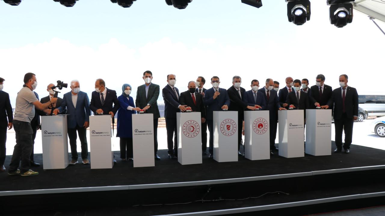 Türkiye'nin en büyüğü olacak... Dev proje uzaydan görülebilecek!