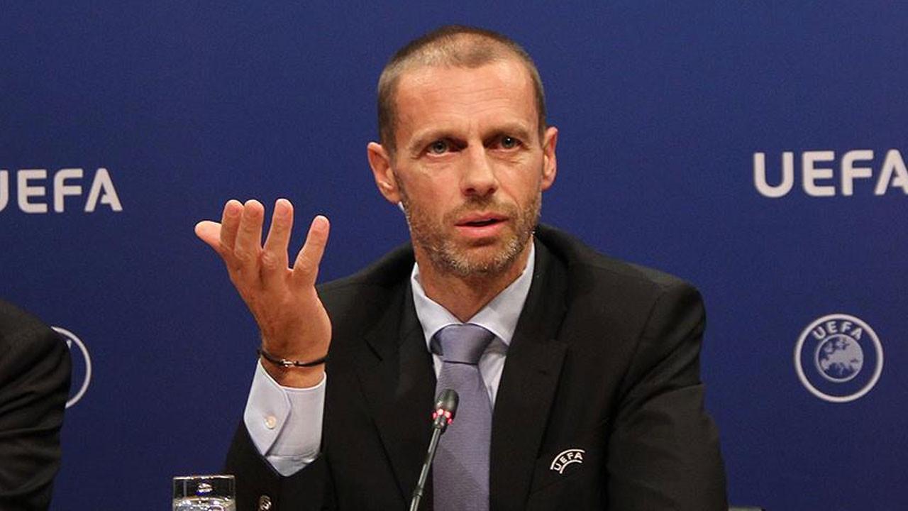 UEFA Başkanı Aleksander Ceferin açıkladı; Büyük maçlara İstanbul ev sahipliği yapacak