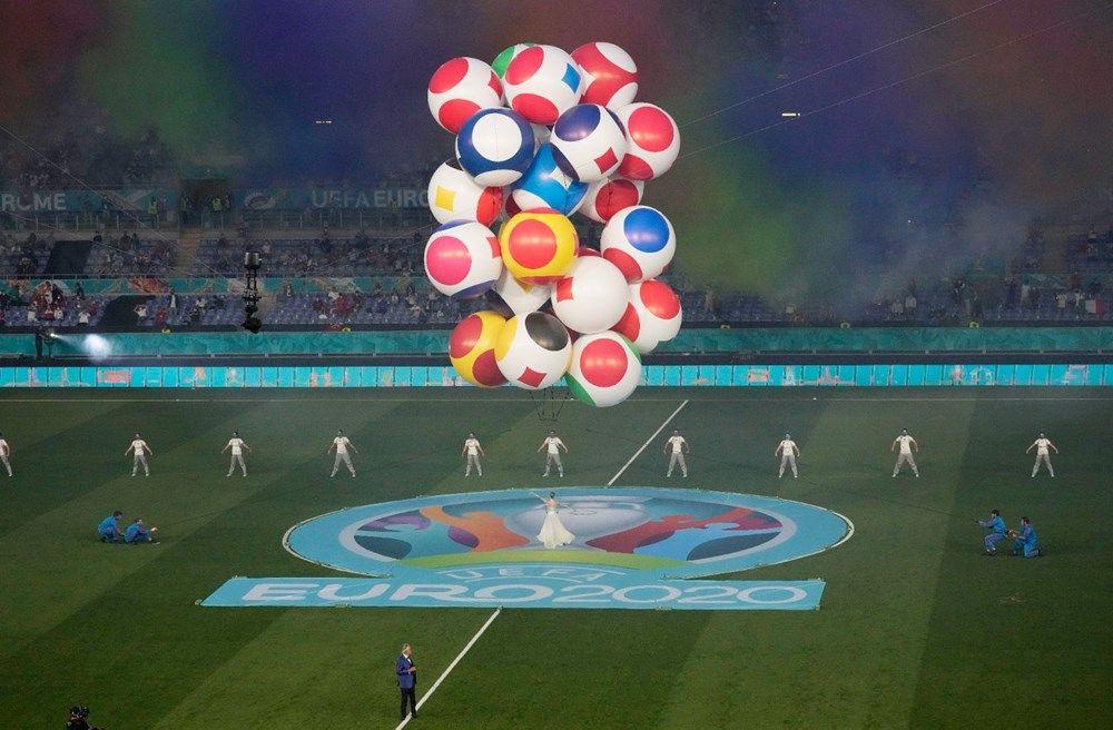 EURO 2020'ye görkemli açılış - Sayfa 1