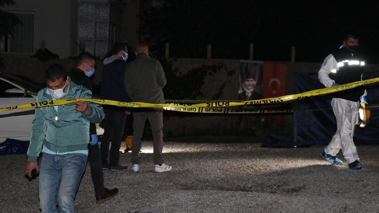 Ankara'da otoparkta kavga kanlı bitti; 1 kişi hayatını kaybetti...