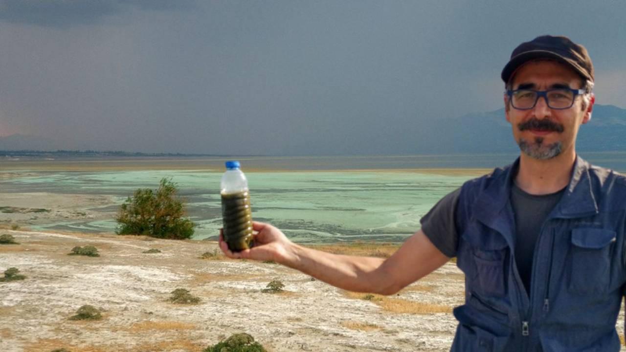 Burdur Gölü'ndeki değişim şaşırttı! Uzman isim inceledi