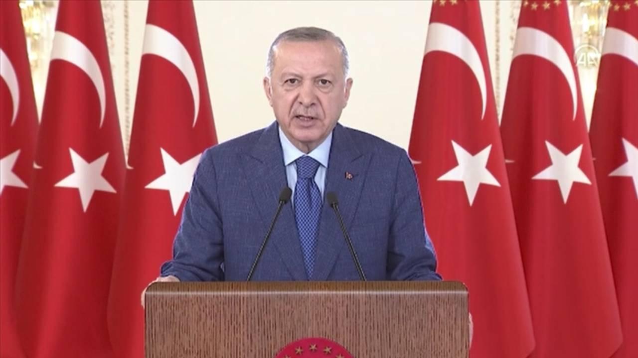 Erdoğan'dan NATO'da istikrar mesajı!
