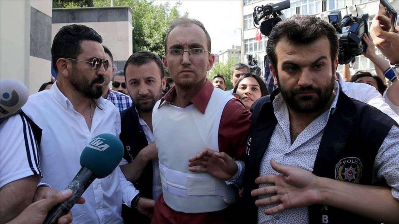 İşte Atalay Filiz'e verilen ceza