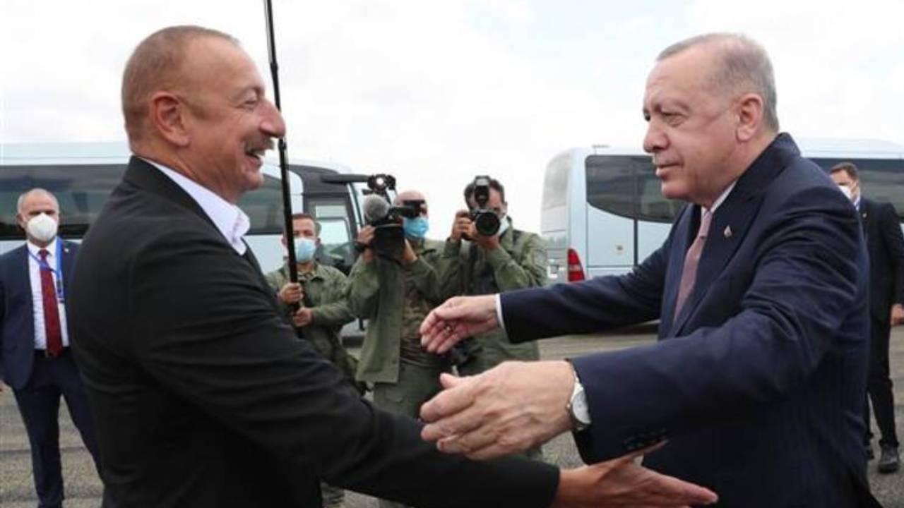 Tarihi ziyaret! Cumhurbaşkanı Erdoğan, Azerbaycan'da Şuşa'yı ziyaret etti
