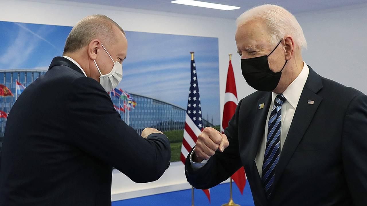 Biden'dan Erdoğan görüşmesiyle ilgili açıklama!