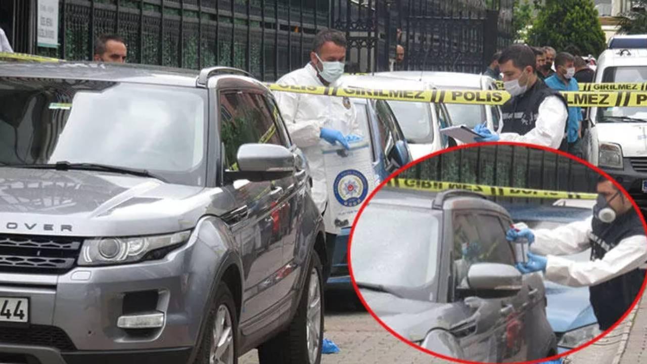 İstanbul'da gasp dehşeti! Başından vurularak öldürüldü!