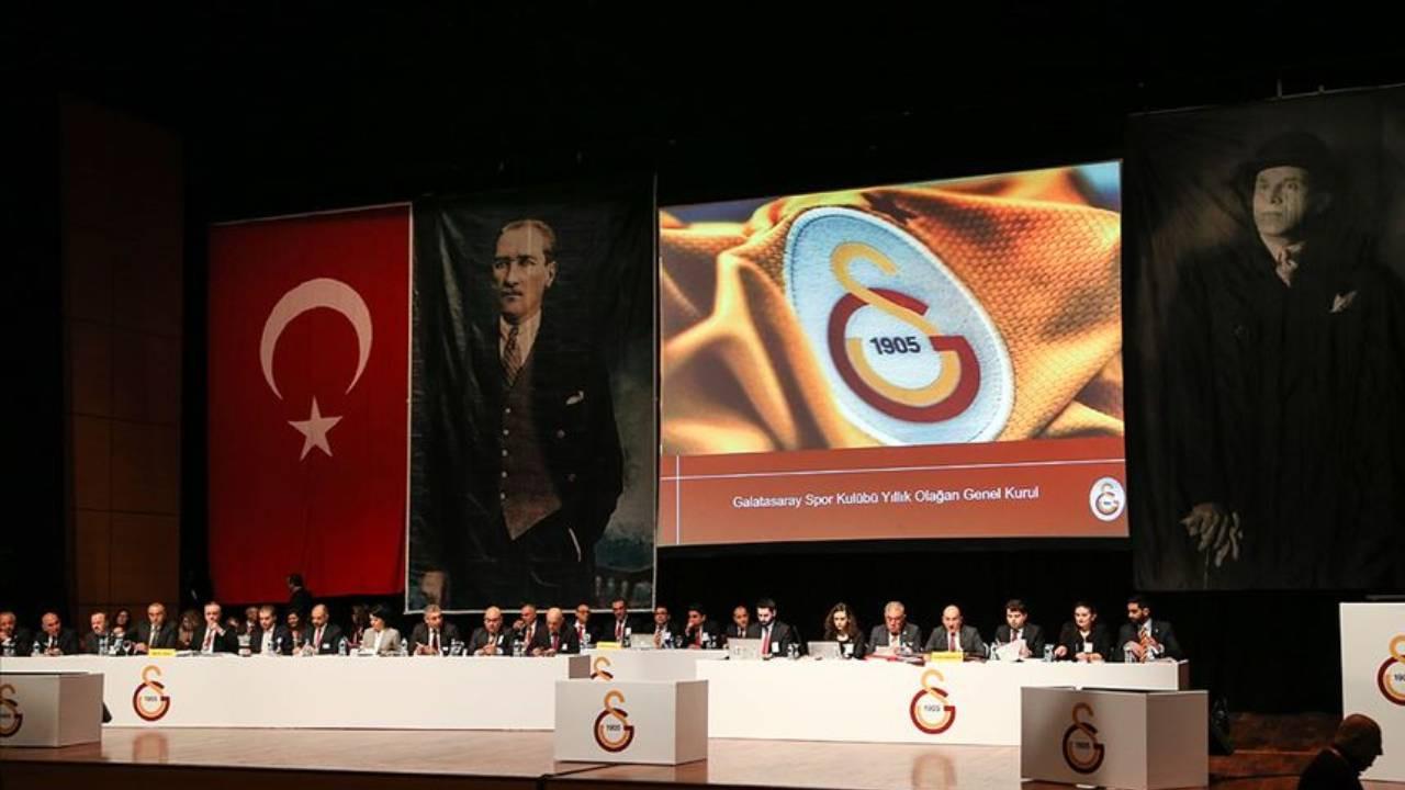 Galatasaray'da tarihi gün! 3.5 yıllık Mustafa Cengiz dönemi bitiyor