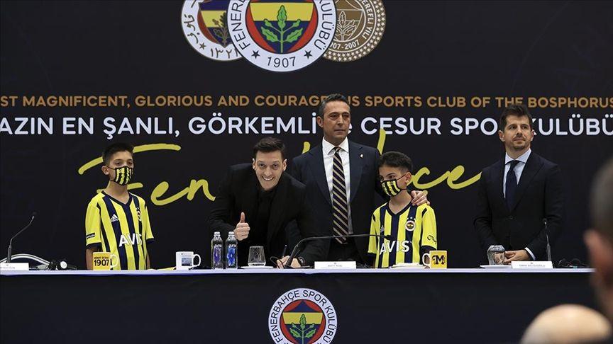 Mesut Özil Fenerbahçe'in elini güçlendiriyor! - Sayfa 1