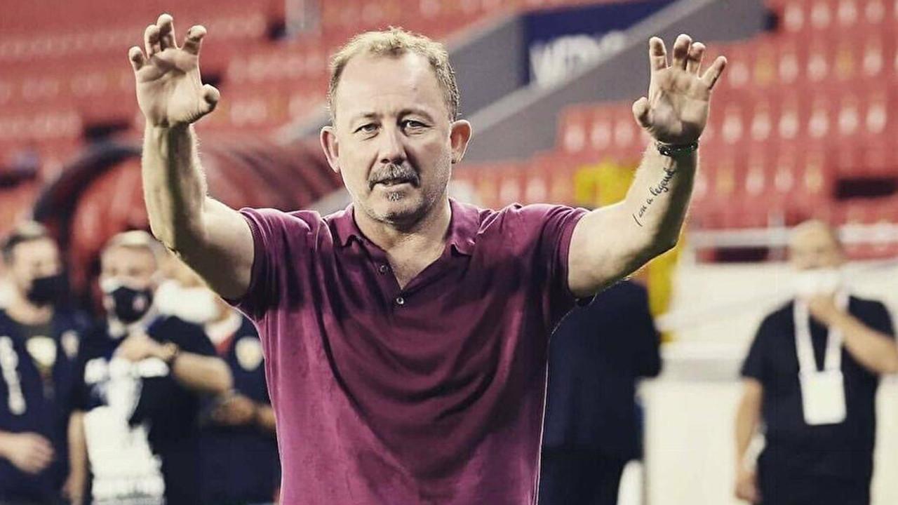 1 yıllık sözleşme imzalayacak İşte Sergen Yalçın'ın yeni maaşı!