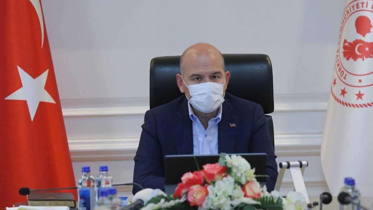 İçişleri Bakanı Soylu: Uyuşturucu yakalamalarında son yıllarda, tarihi rekorlar kırıyoruz
