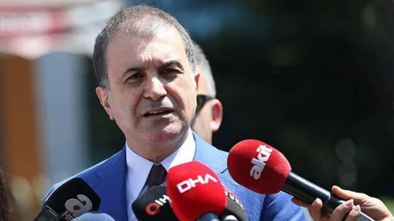 AK Parti Sözcüsü Çelik: Davayı yakından takip diyoruz