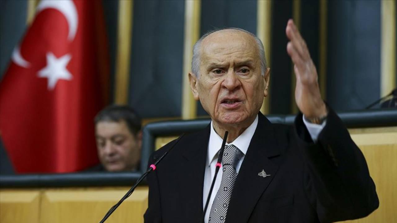 Devlet Bahçeli: İtibar suikastını kabul etmiyoruz!