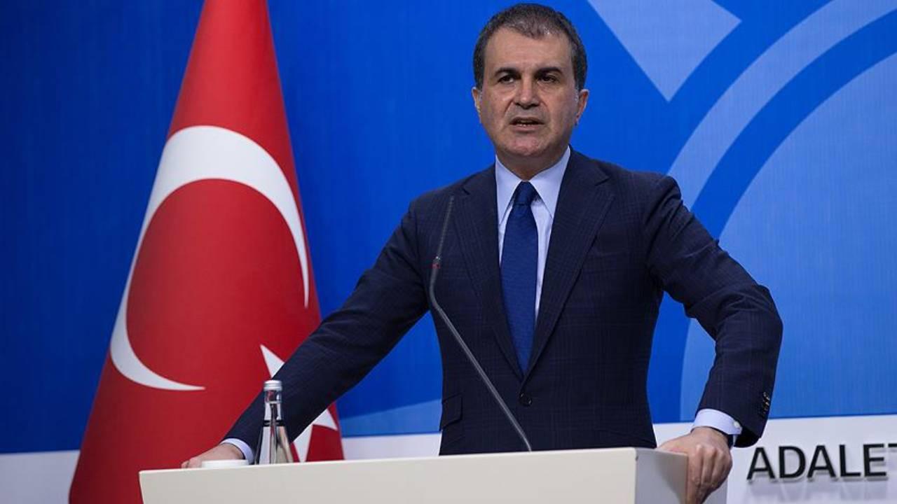 AK Parti Sözcüsü Ömer Çelik: Yakında başka müjdeler de verecek
