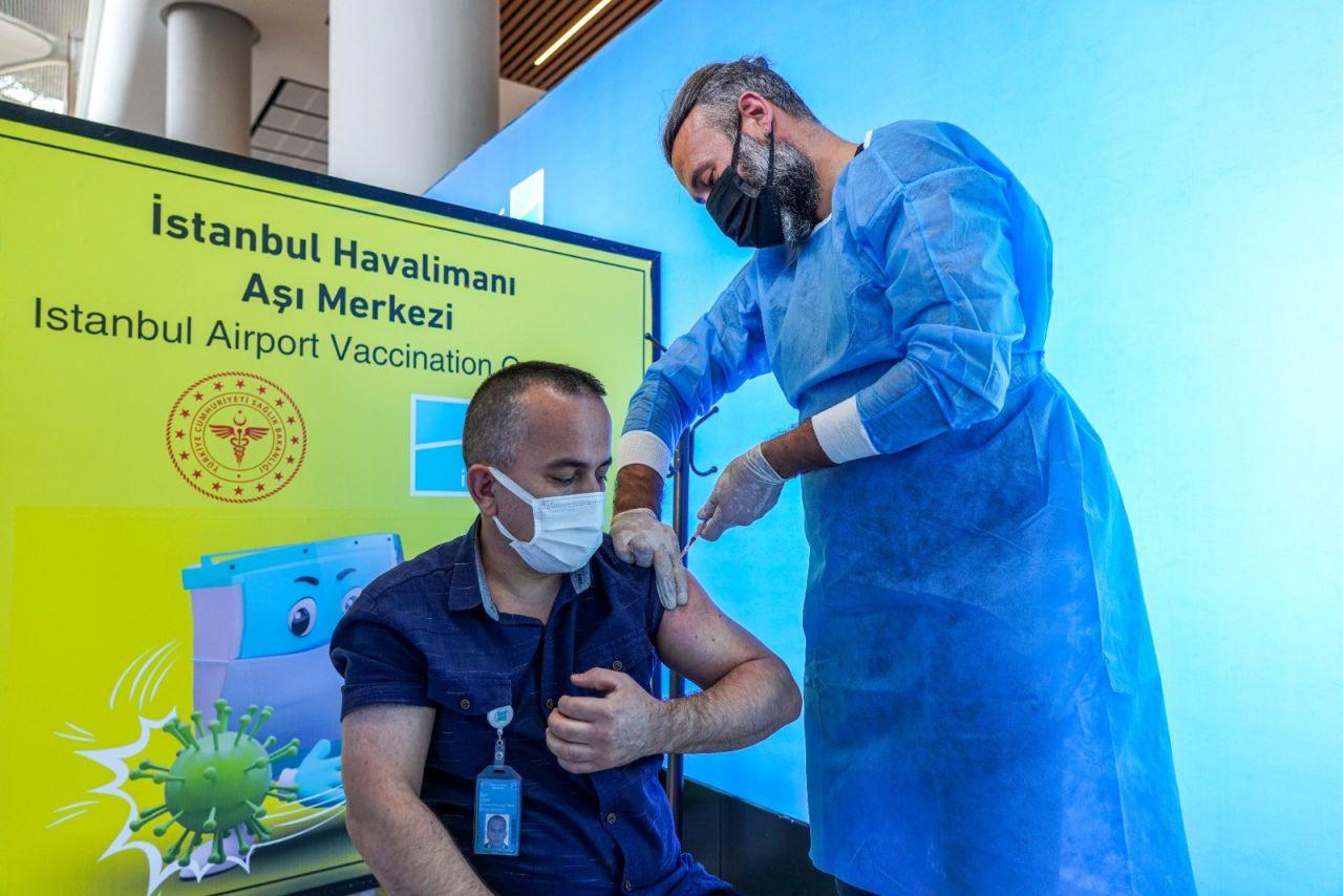 Vali Yerlikaya, İstanbul'da yapılan aşı sayısını açıkladı - Sayfa 2