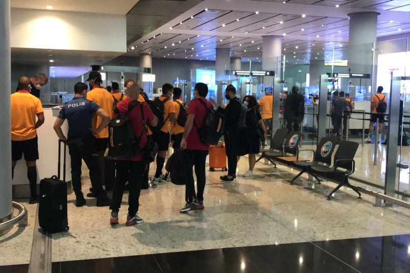 Bakan Kasapoğlu'ndan Galatasaray'a destek mesajı - Sayfa 3