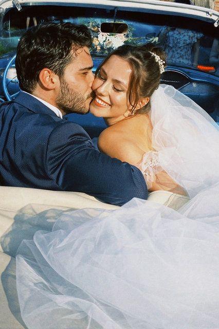Dilan Telkök ile Berkay Hardal düğün yaptı - Sayfa 1