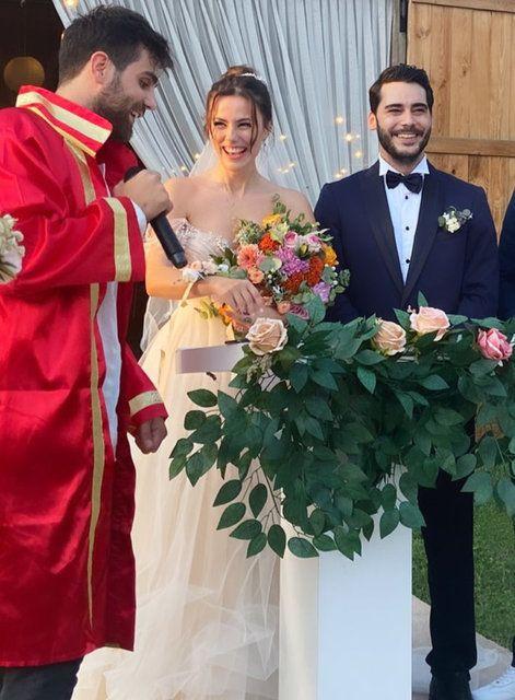 Dilan Telkök ile Berkay Hardal düğün yaptı - Sayfa 3