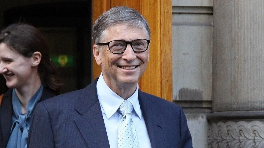 Bill Gates'ten boşanma itirafı! - Sayfa 1