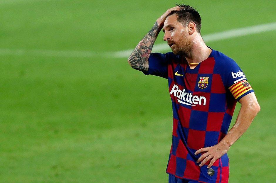 Messi belirsizliği çözüme kavuştu! Yeni maaşı... - Sayfa 3