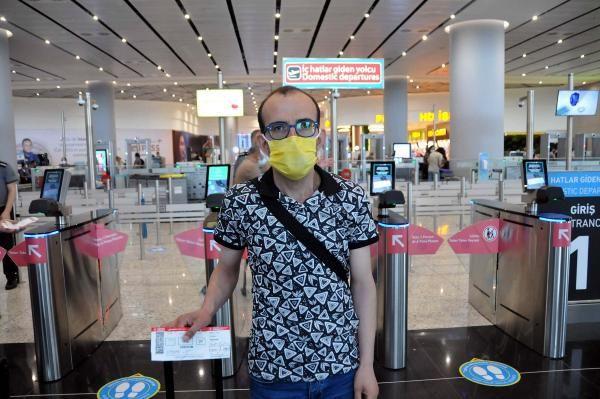 İstanbul Havalimanı'nda bayram tatili yoğunluğu erken başladı - Sayfa 4
