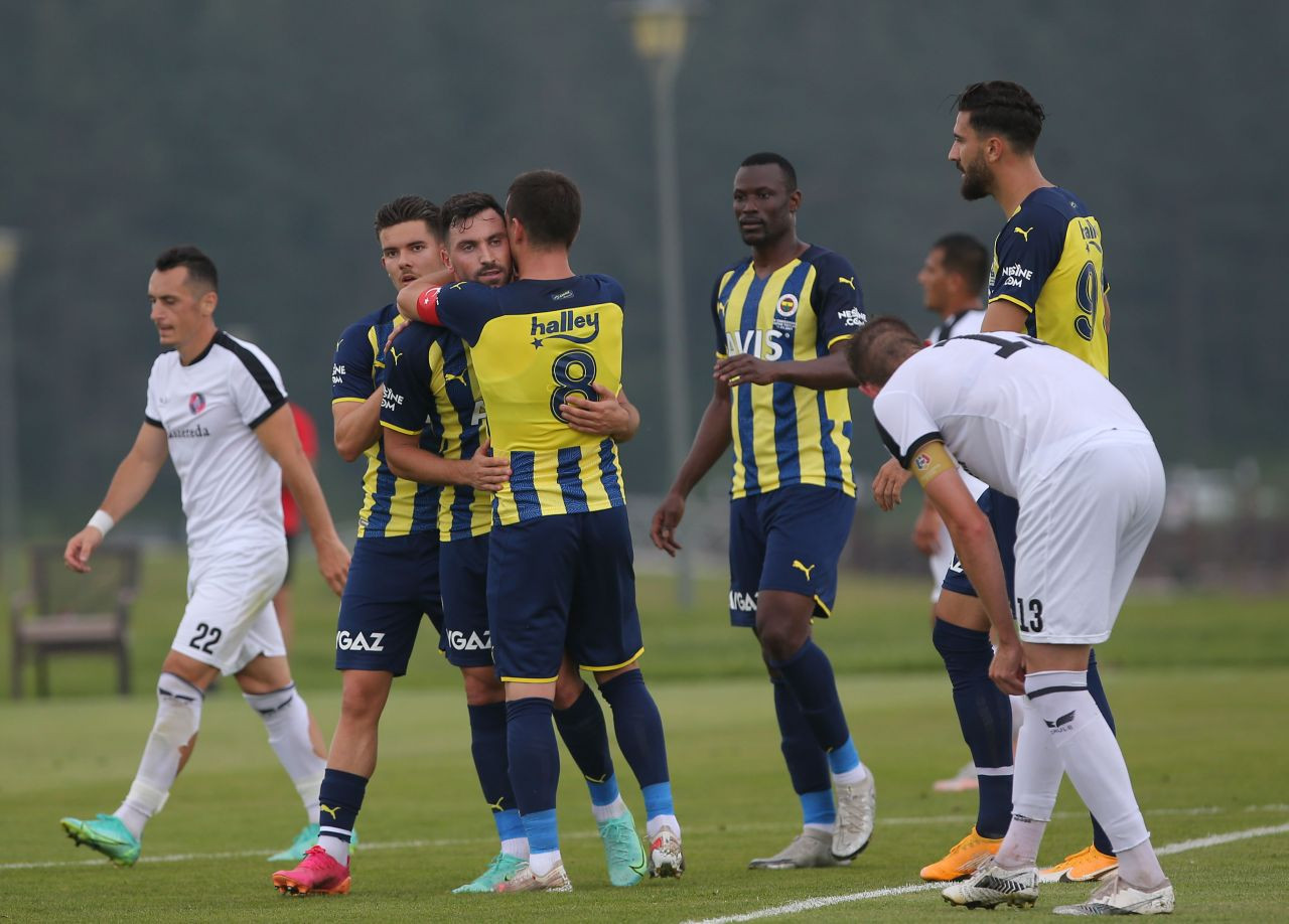 Fenerbahçe - Csikszereda: 2-0 - Sayfa 1
