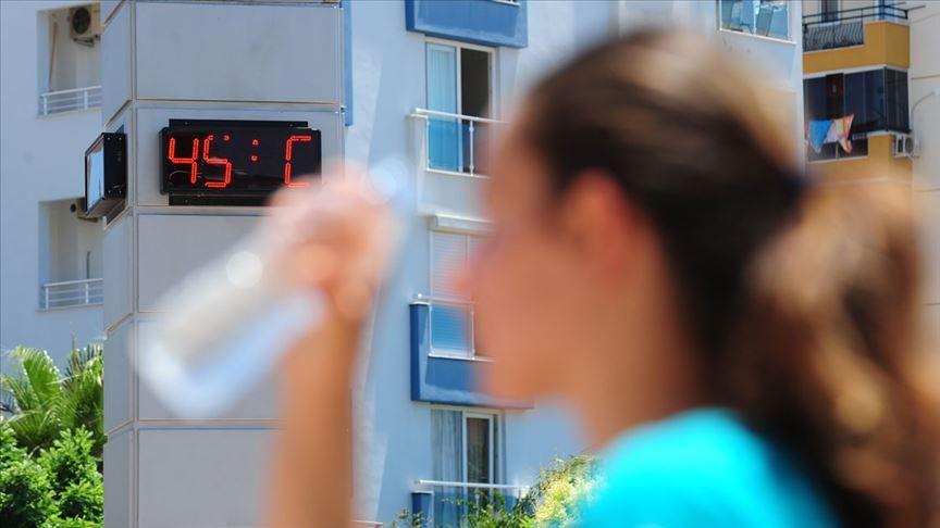 Yüksek sıcaklık ve sağanak uyarısı! - Sayfa 3