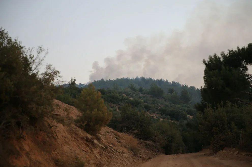 Mersin ve Hatay'daki orman yangınları kontrol altına alındı - Sayfa 1