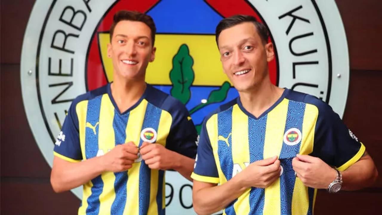 İkinci Mesut Özil Türkiye'de
